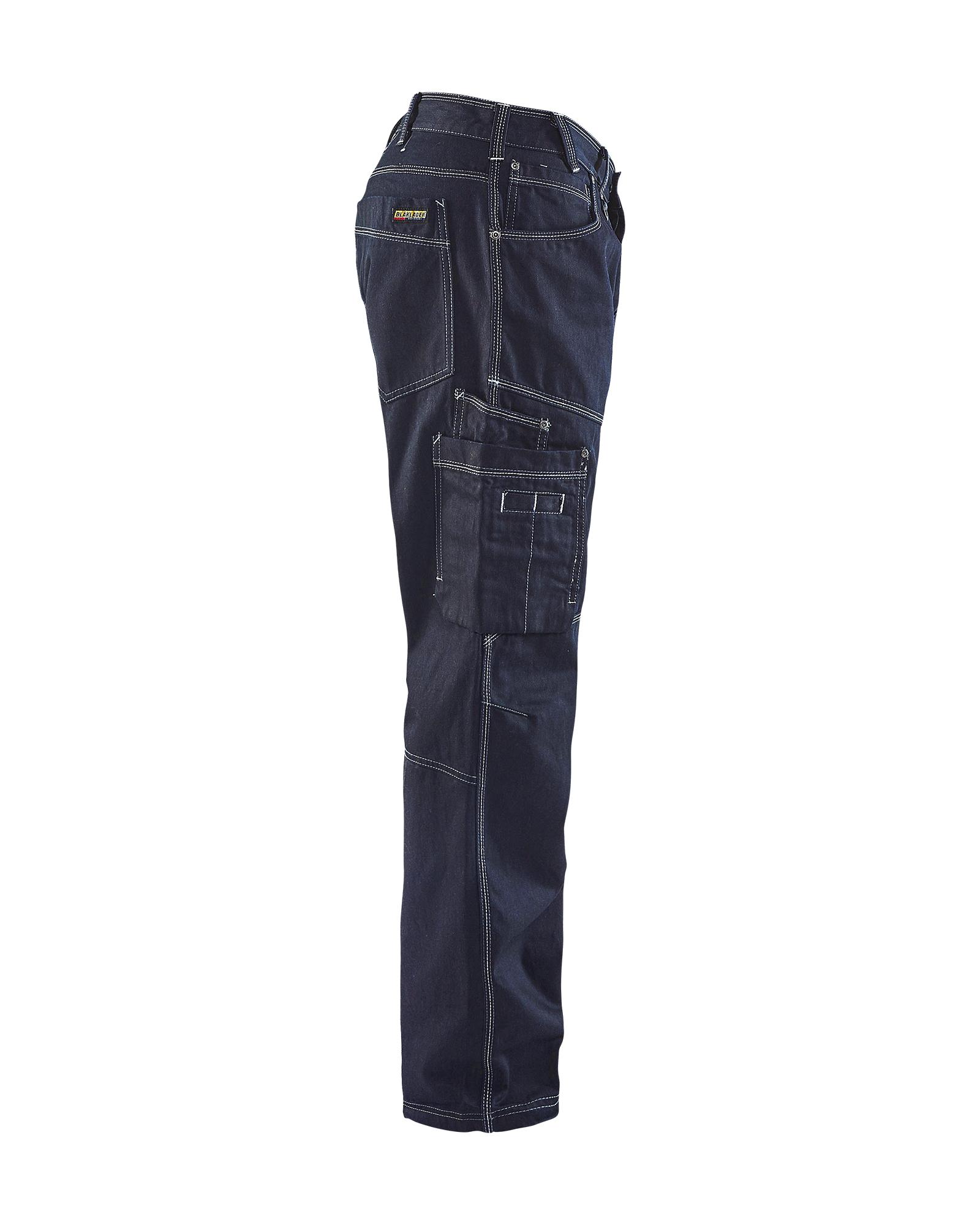 blåkleder bukser