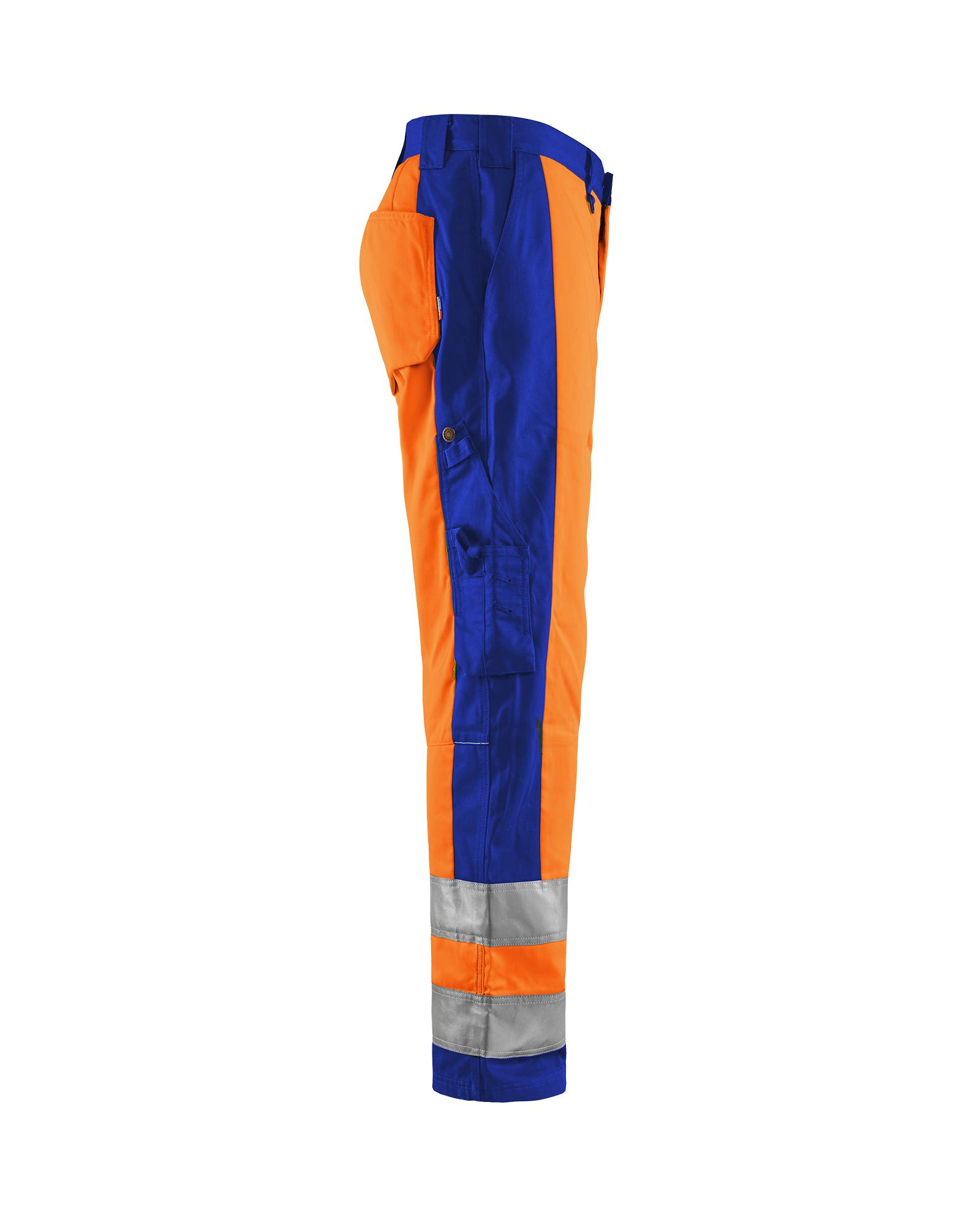 Blaklader Pantalon Travail Haute-Visibilit/é 1583 Homme