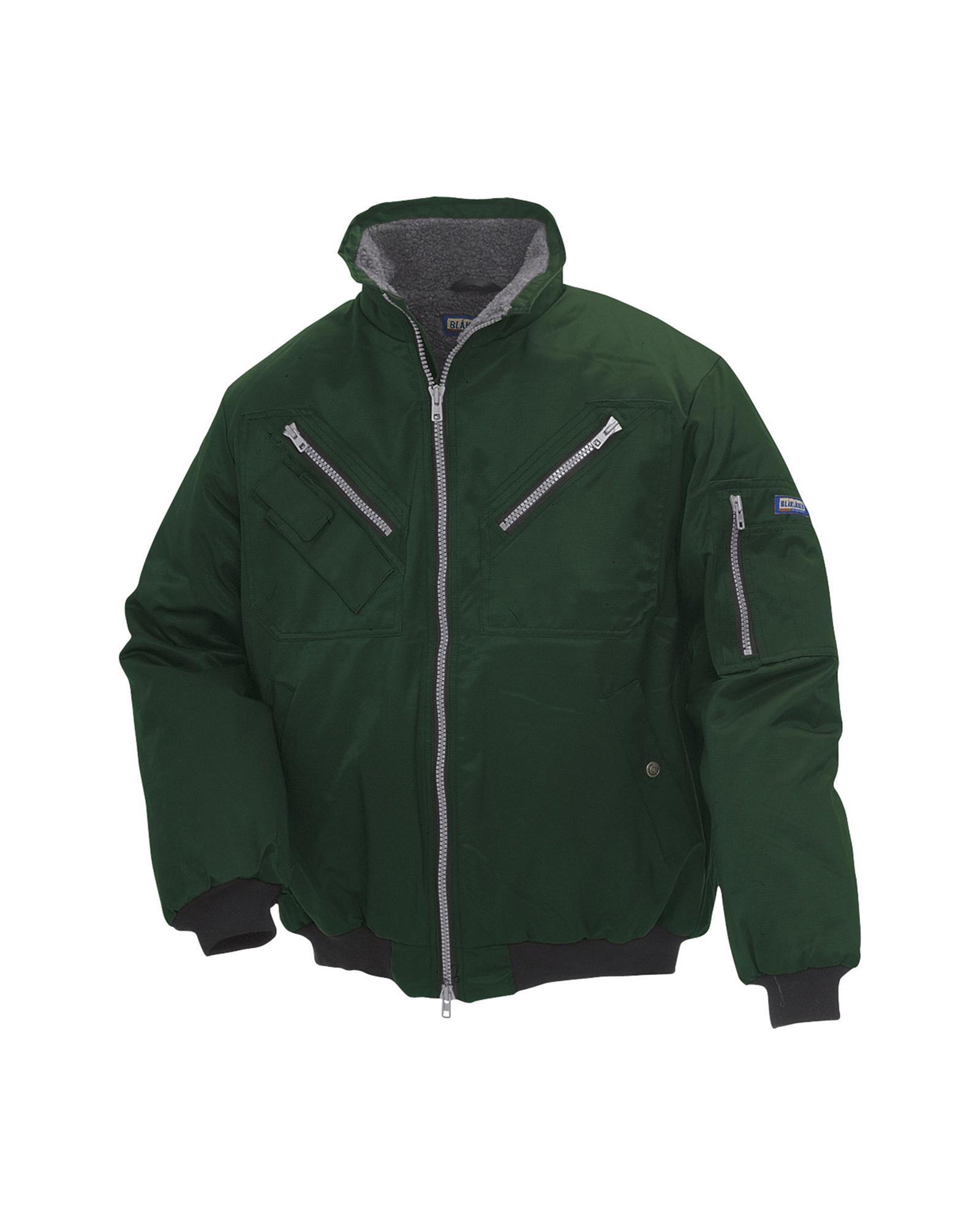 Strålande Vinterjacka pilotmodell (48051900) - Blåkläder HA-69