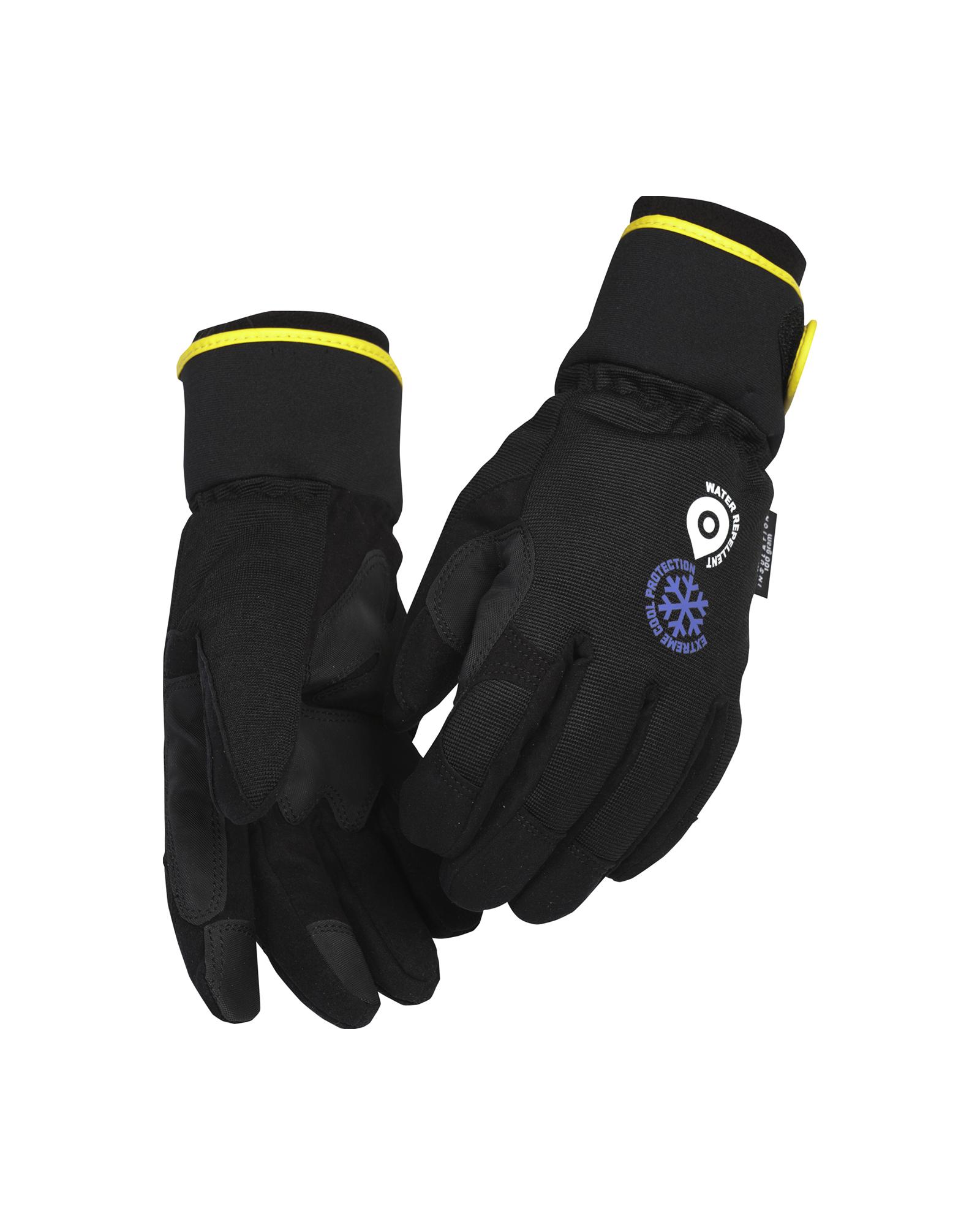 gant de travail hiver thinsulate gloves 22493945 bl kl der. Black Bedroom Furniture Sets. Home Design Ideas
