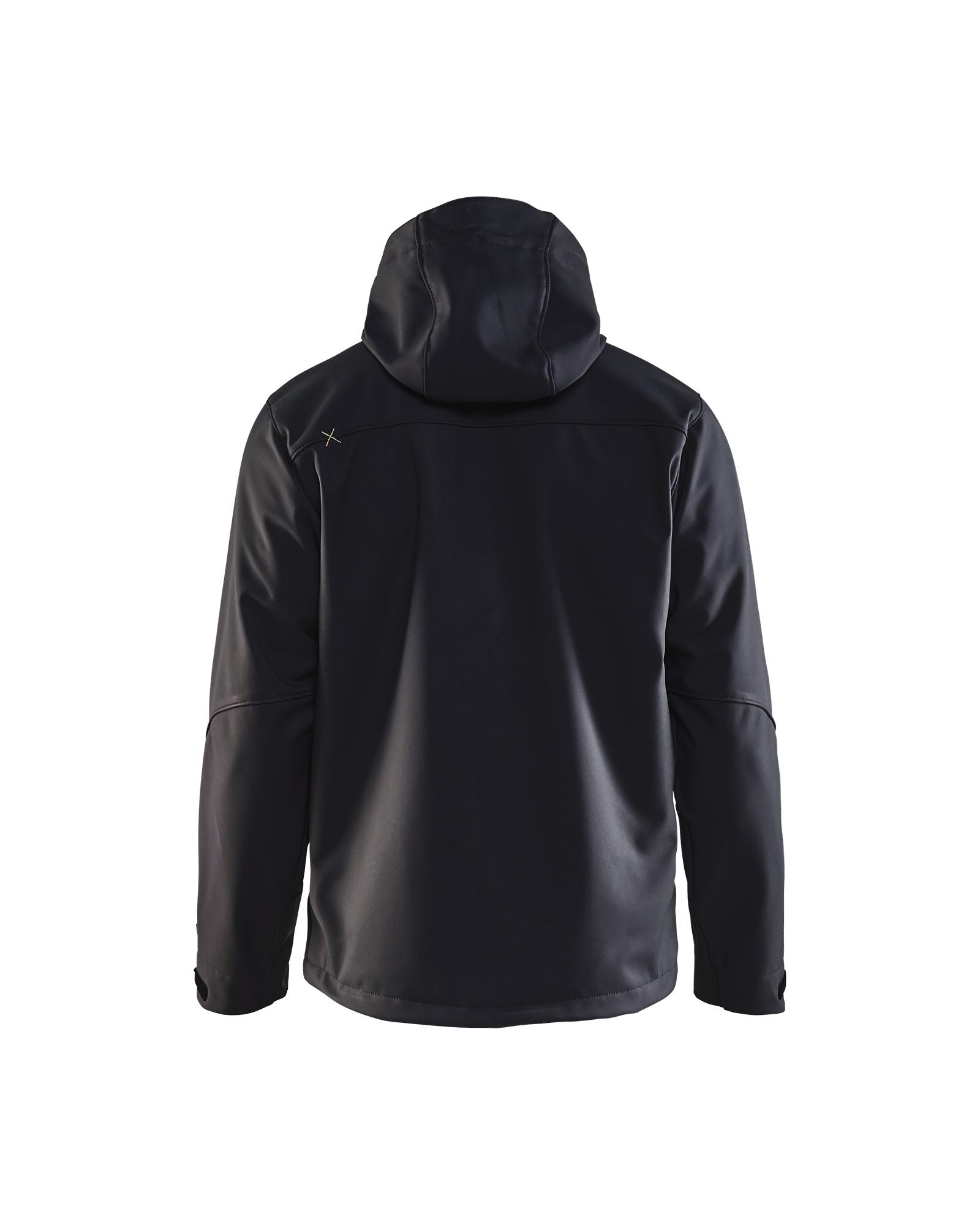 Blaklader Workwear Fleece Jacket Darkgrey//Black XXL