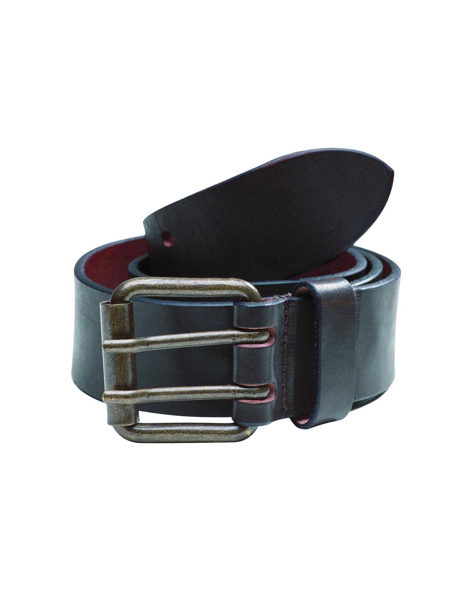 heavy leather belt b 228 lten 40173900 blaklader