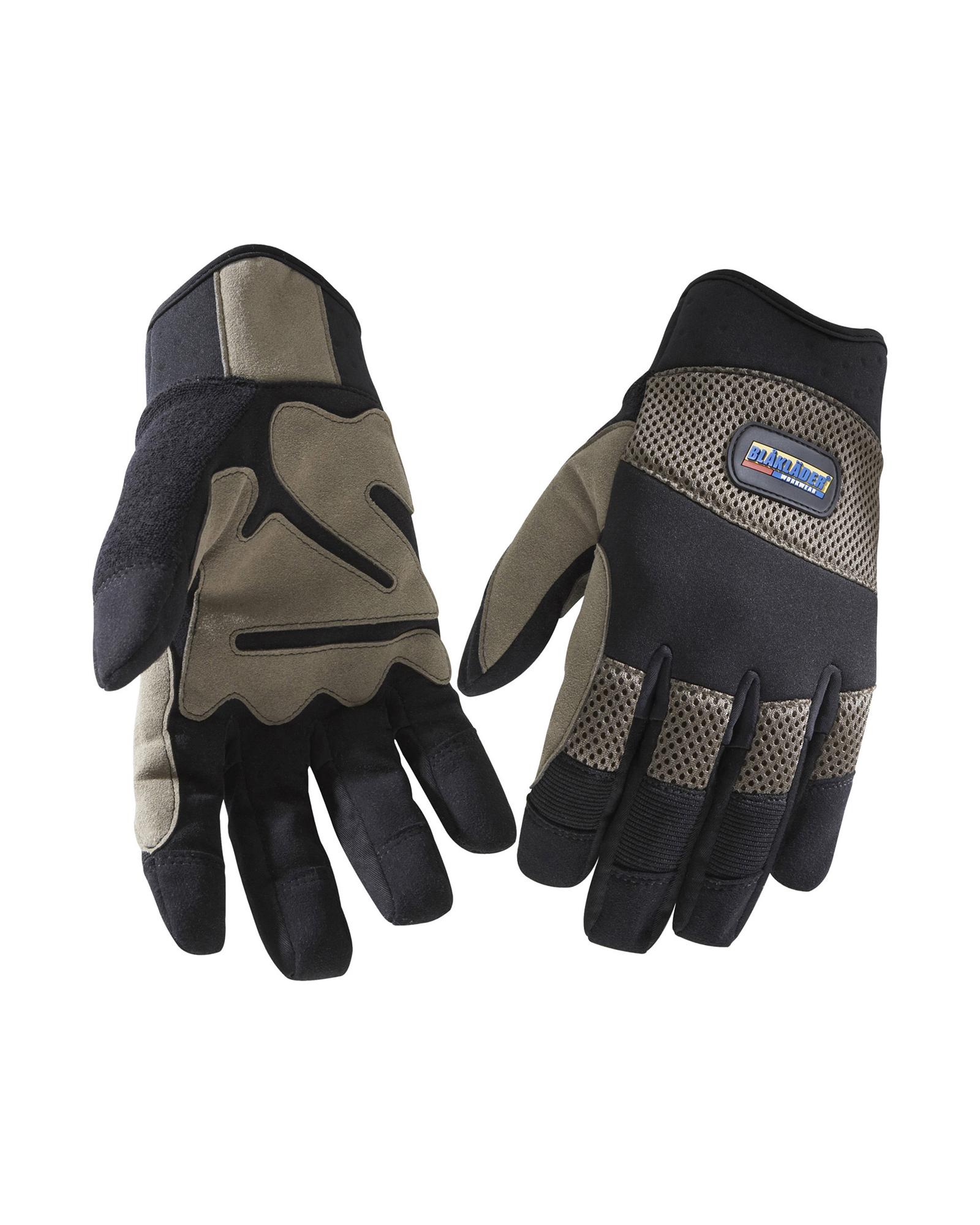 gant de travail neoprene gloves 22343914 bl kl der. Black Bedroom Furniture Sets. Home Design Ideas