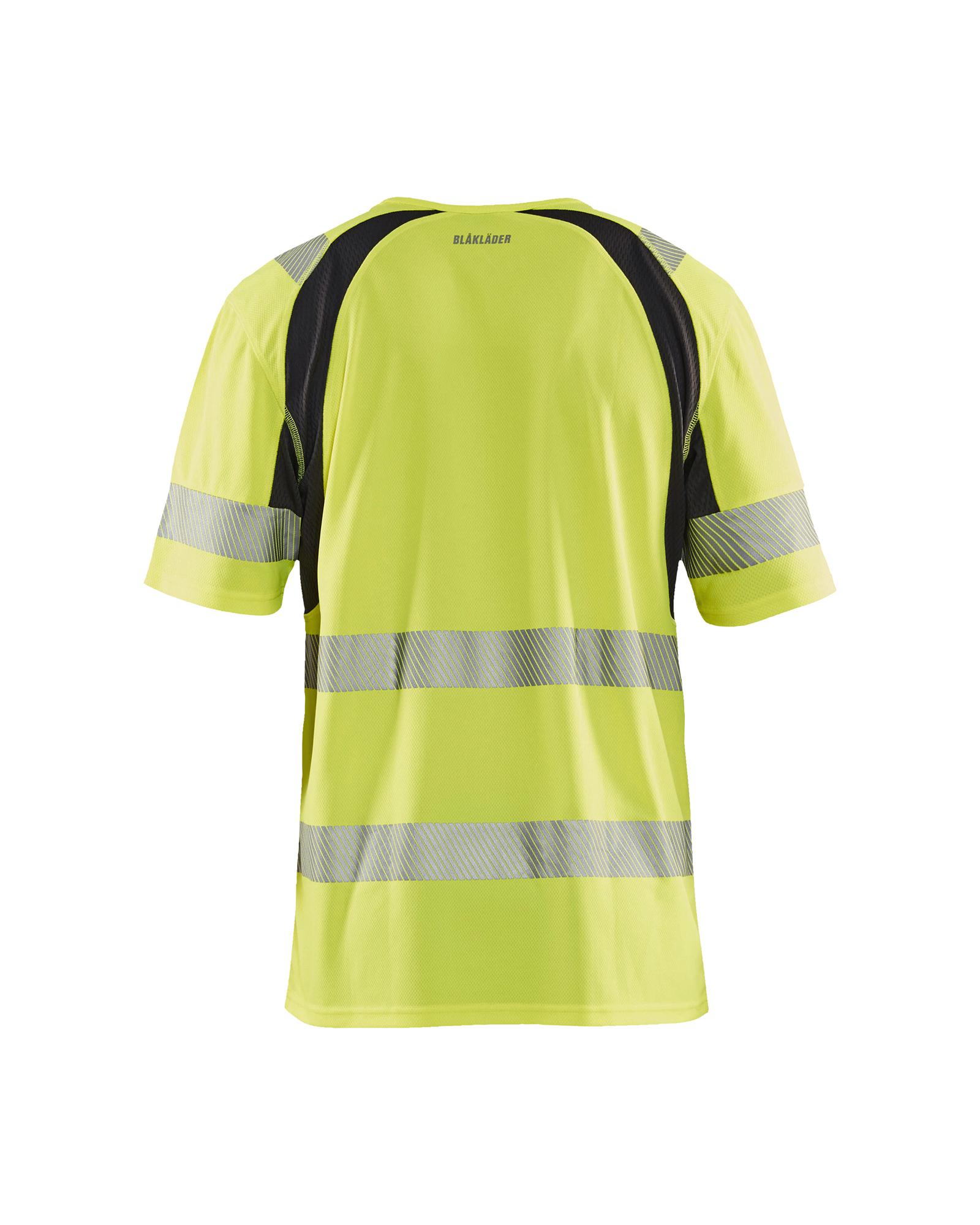 e7bdecbf High Vis UV T-shirt (33971013) - Blåkläder