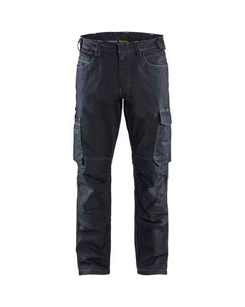 4d4d86d88aa1 Service trouser Denim stretch (14391141) - Blaklader