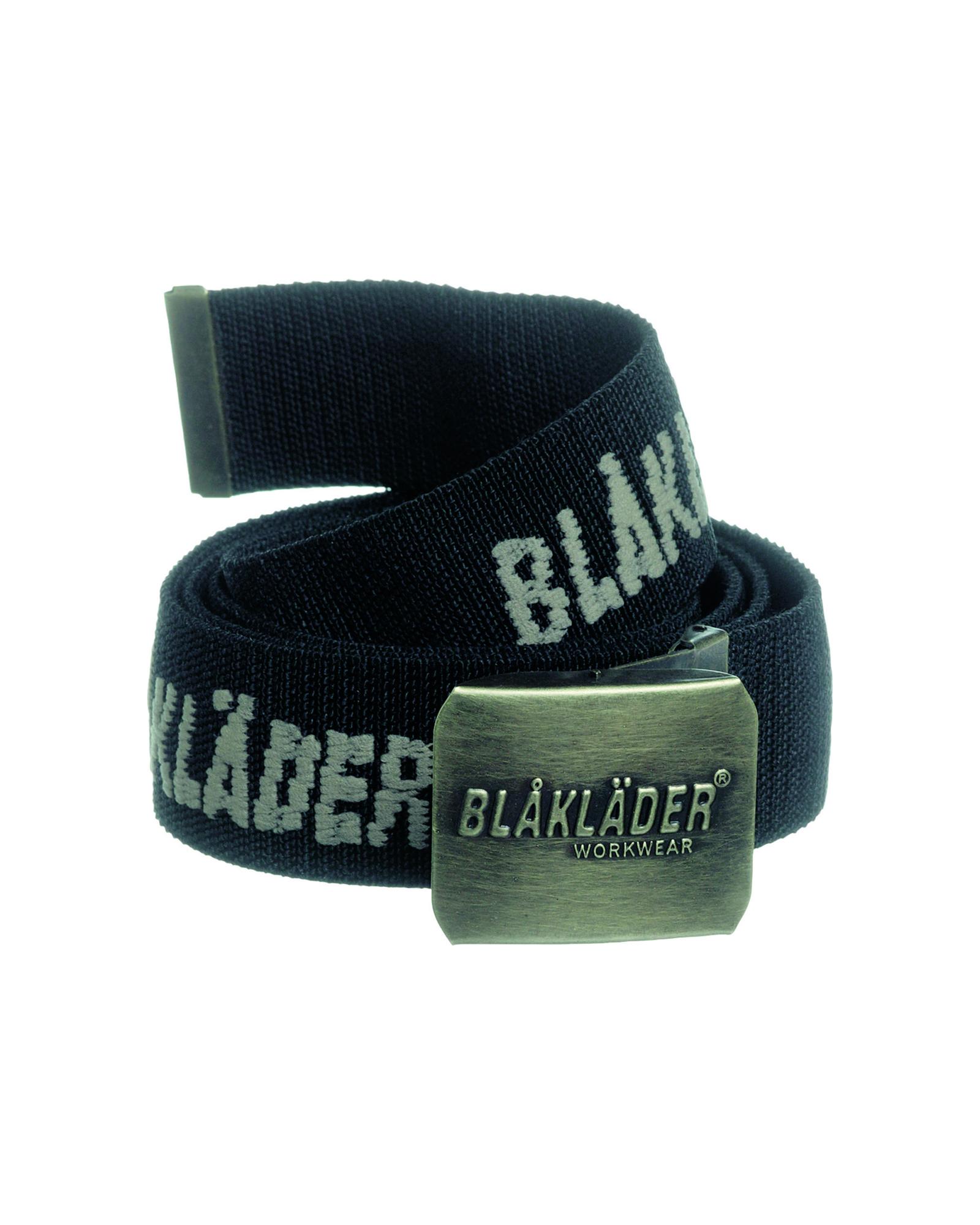 8e71daf10d1 STRETCH WEB BELT - with Embroidered Logo (40130000) - Blaklader