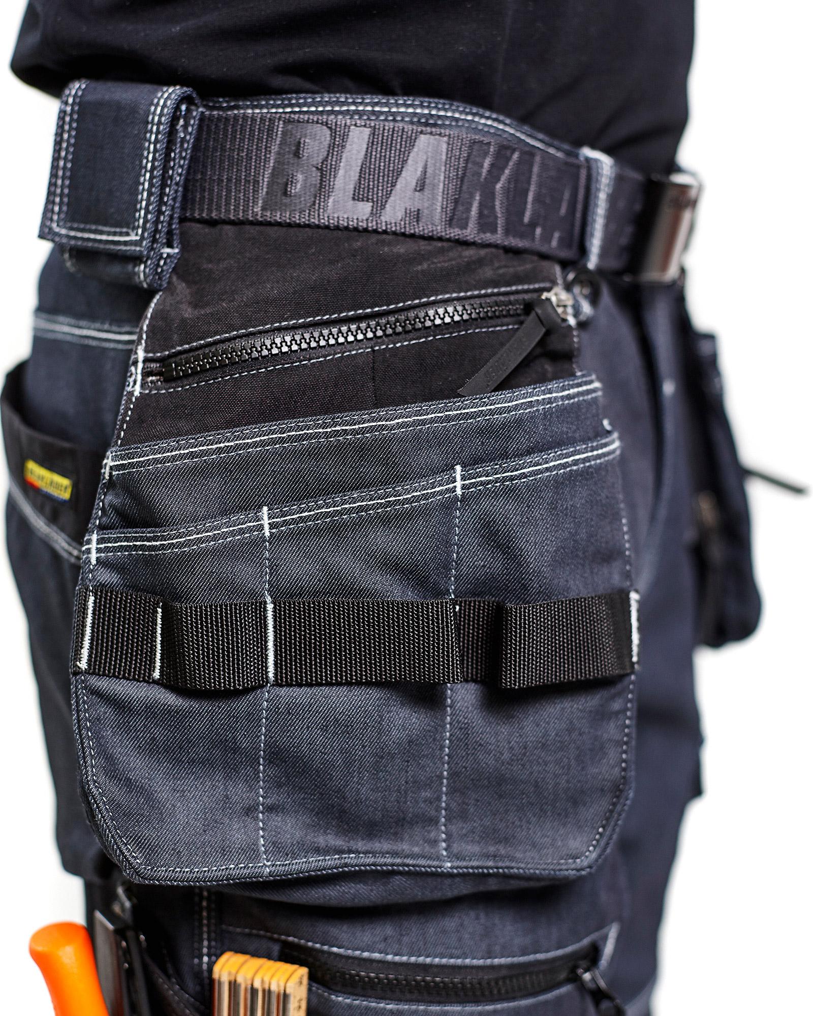 Pirate Shorts stretch X1900 (19911141) - Blaklader 4881daffa66fa