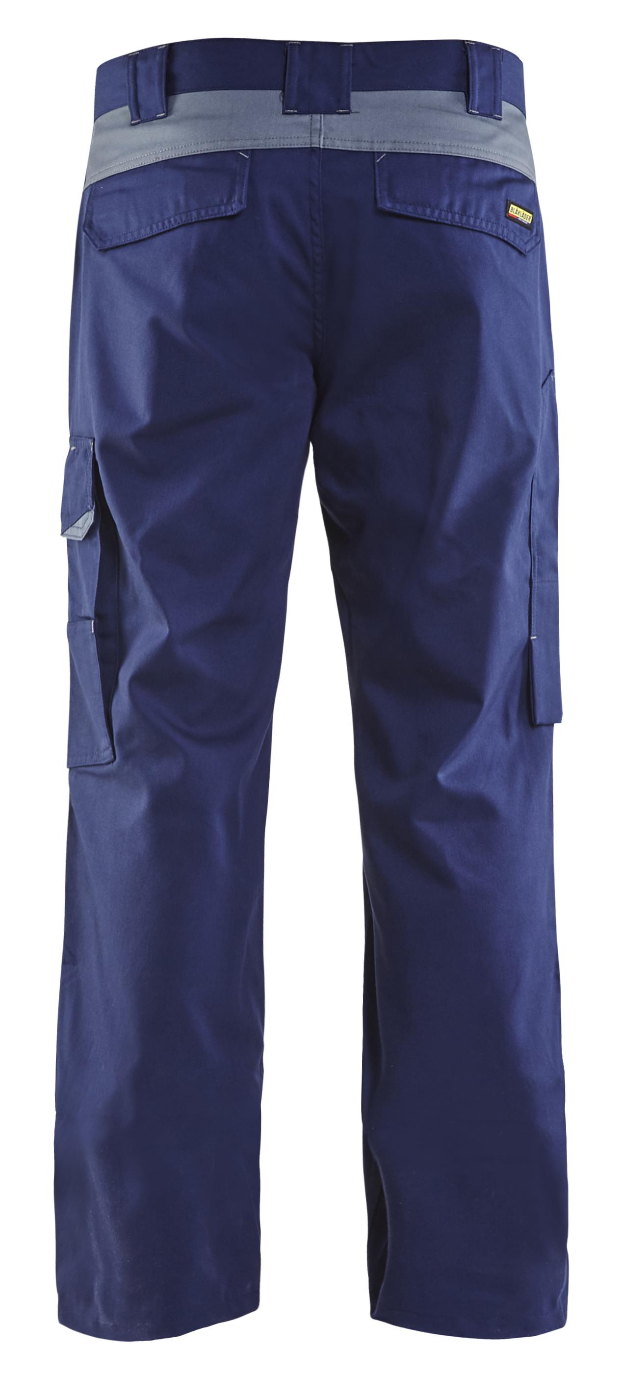Bukse industri MarineblåGrå